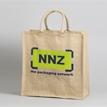 jute shopper tassen